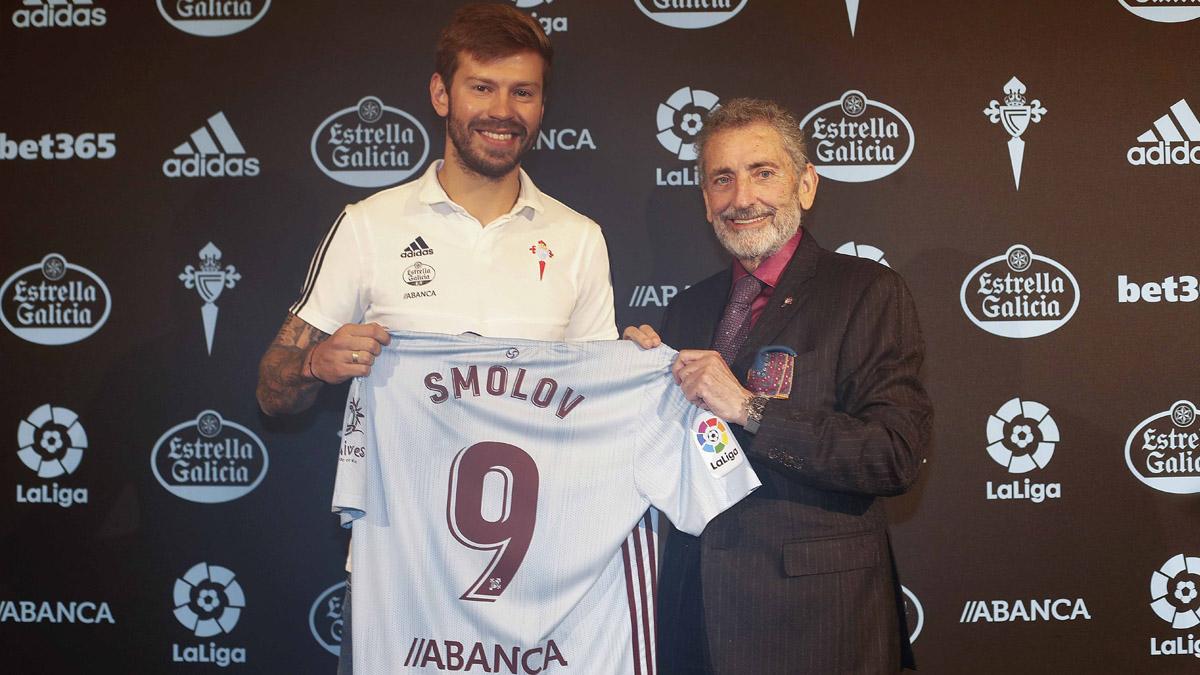 Федор Смолов дебютировал за «Сельту», но его команда все равно проиграла