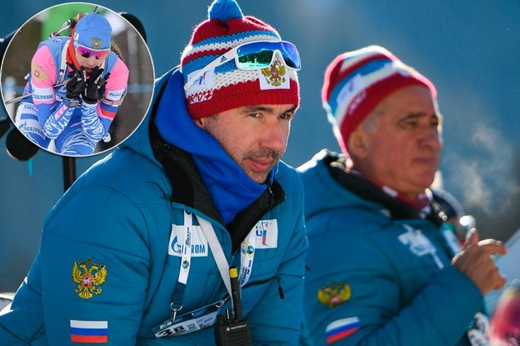 Норицын объяснил провал женской сборной России по биатлону в спринте на чемпионате мира