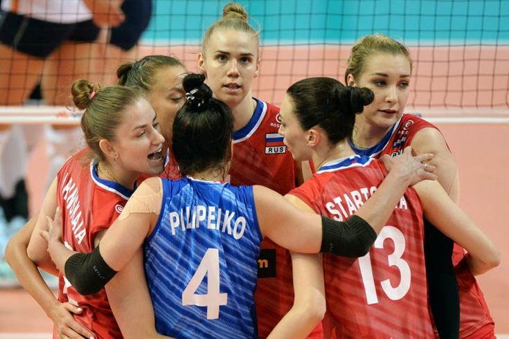 Женская сборная России по волейболу готова к отбору на Олимпиаду-2020