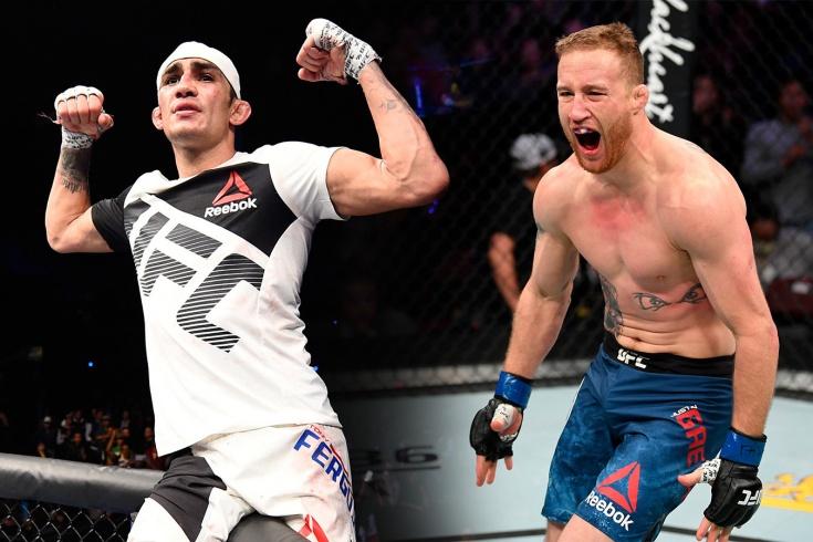 UFC 249, бой Тони Фергюсон — Джастин Гэтжи, 9 мая, время трансляции, где смотреть