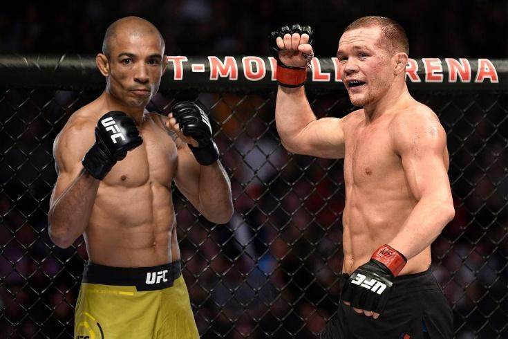 Пётр Ян против Жозе Алду, анонс боя за звание чемпиона UFC