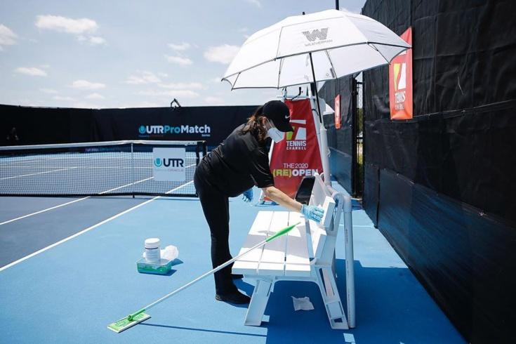 Теннис после карантина: турниры в Германии, США, Беларуси, Франции, Сербии, Австрии
