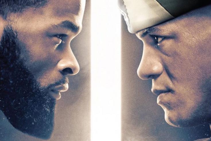 UFC Fight Night 31 мая 2020, бой Тайрон Вудли — Гилберт Бёрнс, онлайн трансляция