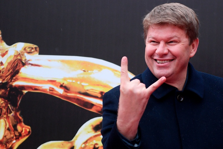 Комментатор Дмитрий Губерниев раскрыл детали выхода сольного музыкального альбома