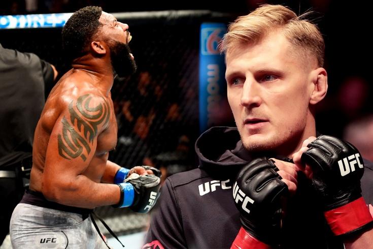Кёртис Блейдс — Александр Волков, UFC Вегас 3, 21 июня, время трансляции, где смотреть
