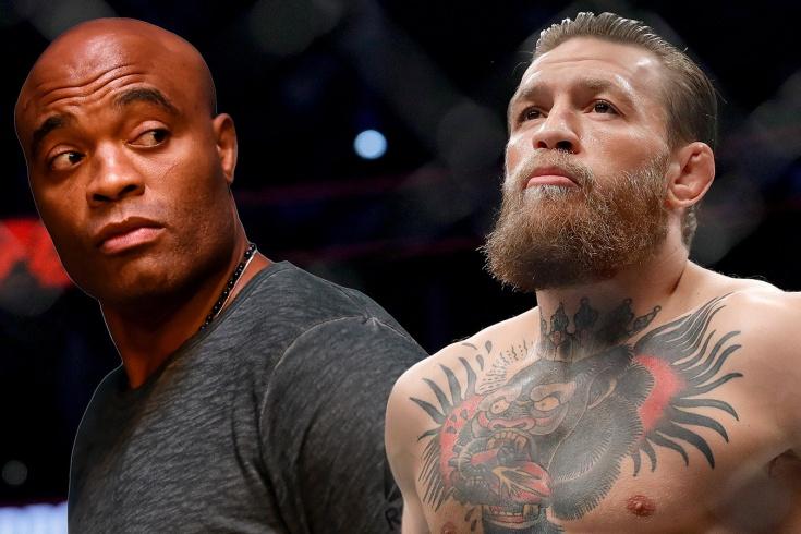 Конор Макгрегор и Андерсон Силва — бой двух легенд UFC