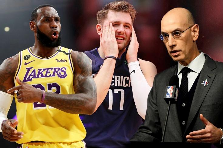 НБА принимает решение по сезону-2019/2020, формат продолжения, окончания, комментарии