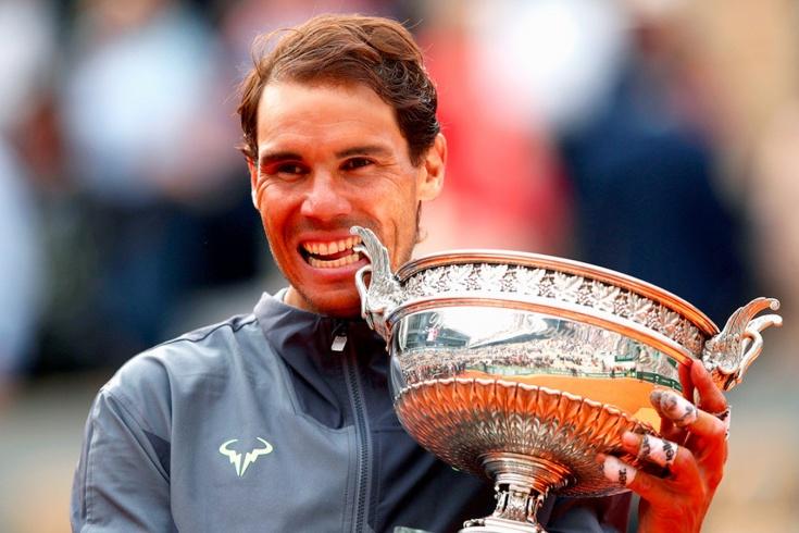 Тест – проверьте свои знания о «Ролан Гаррос», главном теннисном турнире на грунте
