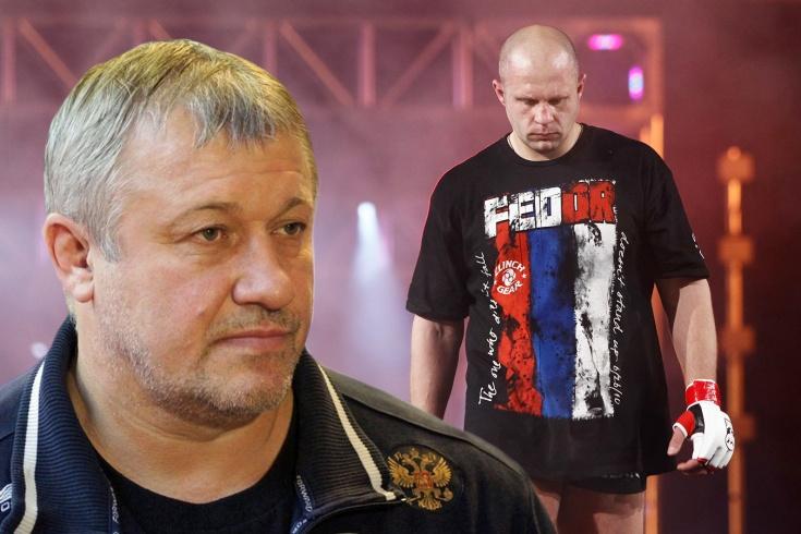 Умер Владимир Воронов, тренер Фёдора Емельяненко, причина смерти