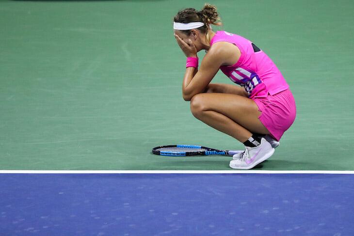 Азаренко прошла Серену и впервые за 7 лет попала в финал «Шлема». Еще в январе она думала уйти из тенниса