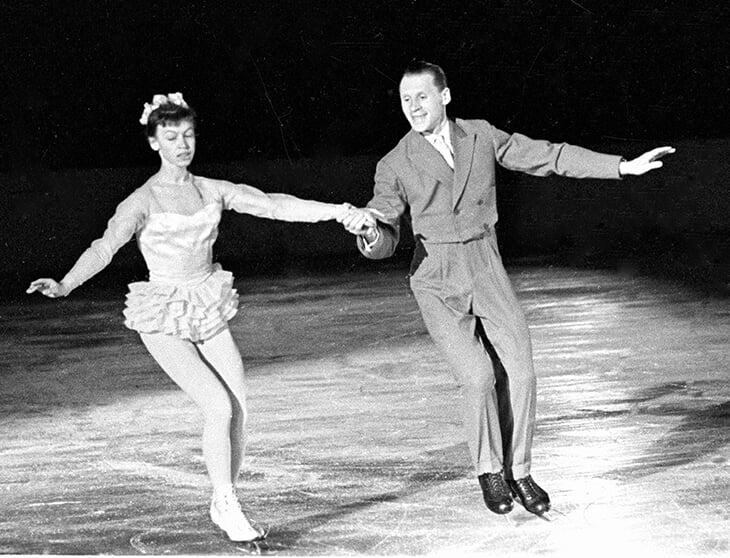 Побег фигуристов Белоусовой и Протопопова из СССР: не вернулись с гастролей, взяли швейцарское гражданство и катались до 80 лет
