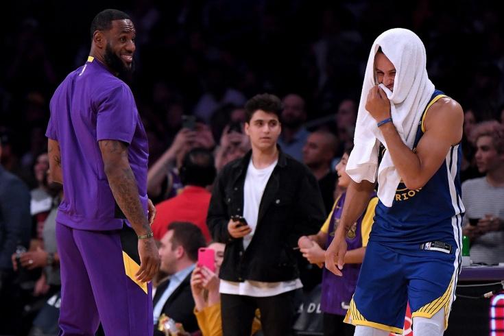 Интриги сезона НБА: защита титула «Лейкерс», реванш «Клипперс», возвращение «Голден Стэйт»