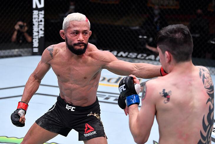 Ничья в чемпионском бою – 4-й раз в истории UFC. Но Фигередо все равно установил рекорд