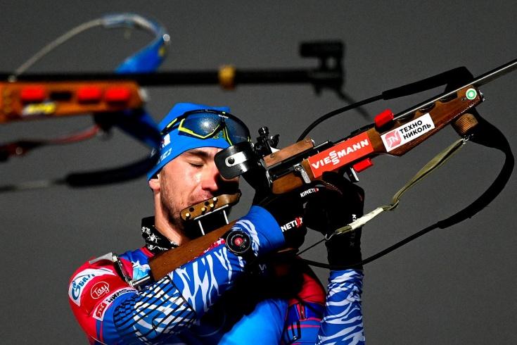 Сборная России по биатлону упустила медаль в мужской эстафете из-за ошибки Логинова – как?