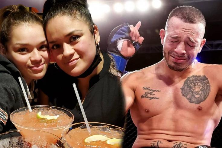 Бойца UFC Риверу арестовали после покушения на убийство двух своих сестёр