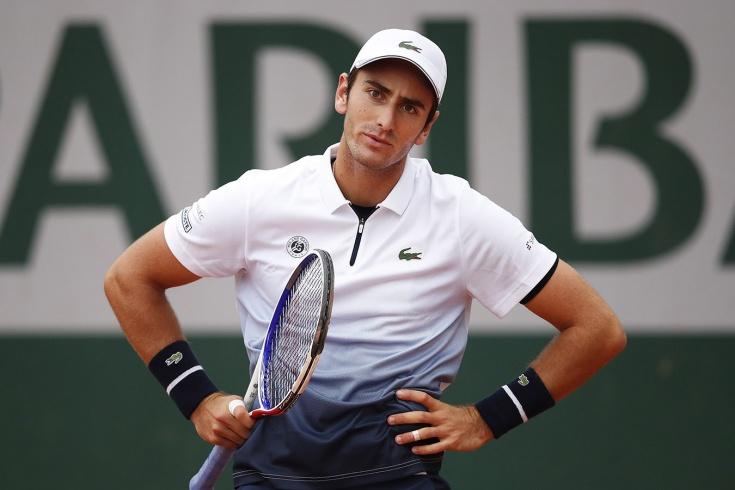 Скандал с тестированием на квалификации Australian Open: американец с позитивным тестом выиграл матч