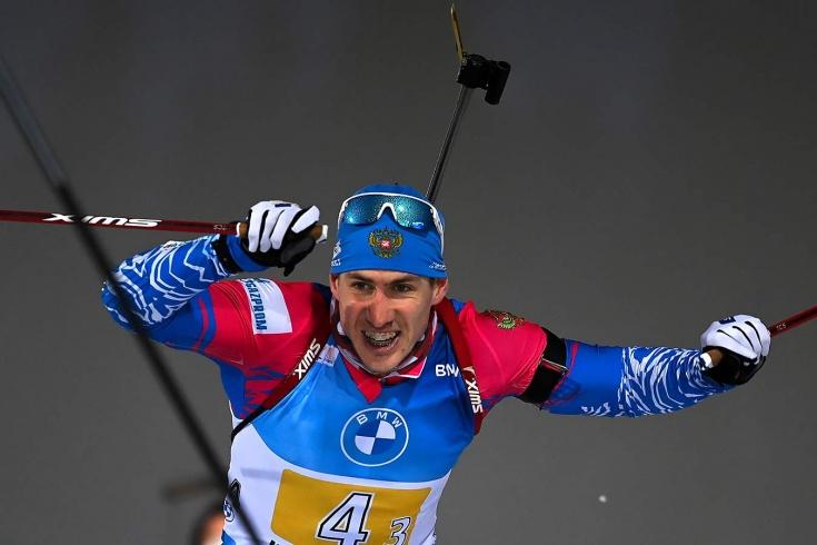 Россия – третья в мужской эстафете на Кубке мира по биатлону в Антхольце – шикарный финиш Латыпова