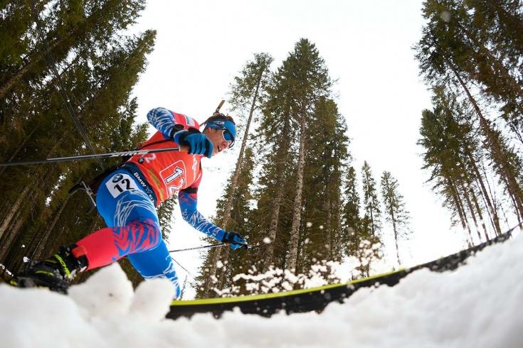 Сборная России по биатлону выиграла смешанную эстафету на Кубке мира в Оберхофе – потрясающий финиш