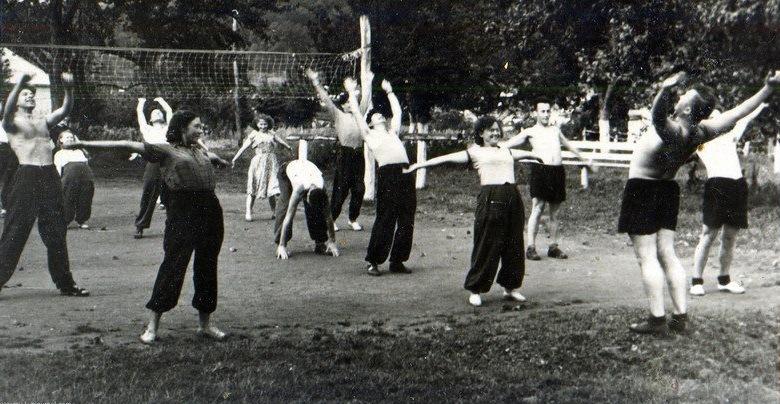Черно-белые (и цветные) лики советского спорта — 200