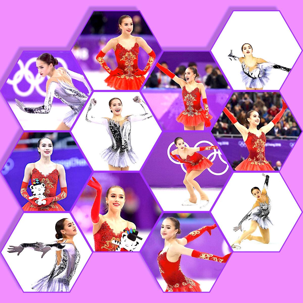 Лебедь + Китри = Олимпийская чемпионка Алина Загитова