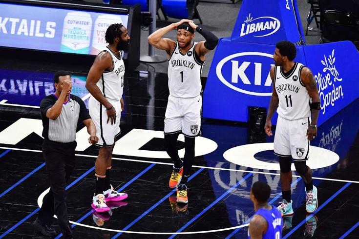 «Бруклин Нетс» неожиданно проиграл «Орландо Мэджик», растеряв позиции в гонке за первое место в Восточной конференции