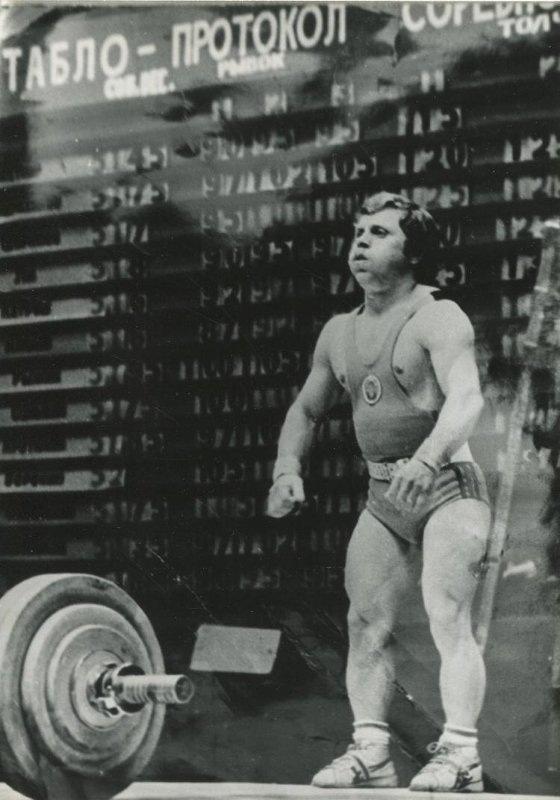 Черно-белые (и цветные) лики советского спорта — 204